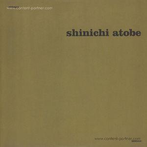 Shinichi Atobe - Butterfly Effect (2020 Clear Repress)