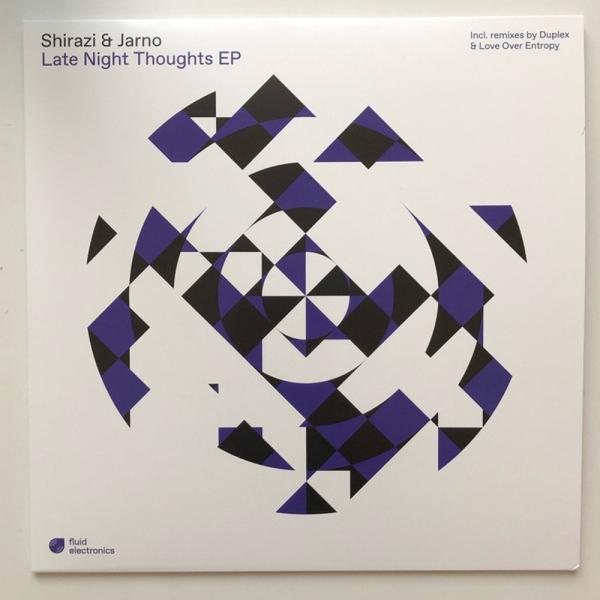 Shirazi & Jarno - Late Night Thoughts EP