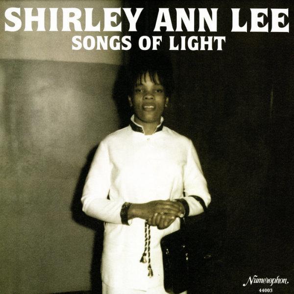 Shirley Ann Lee - Songs of Light (Ltd. Coloured Vinyl LP)