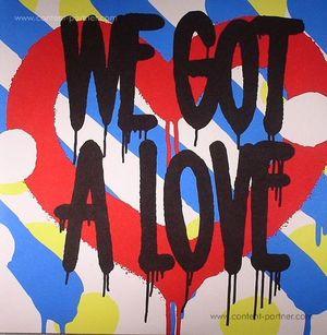 Shit Robot - We Got A Love 2x12''