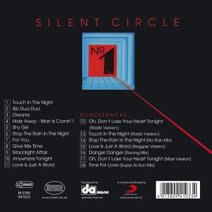 "Silent Circle - No.1-Jubil""ums Edition (Back)"