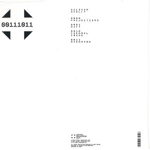 Silicon Scally - Projections (Back)