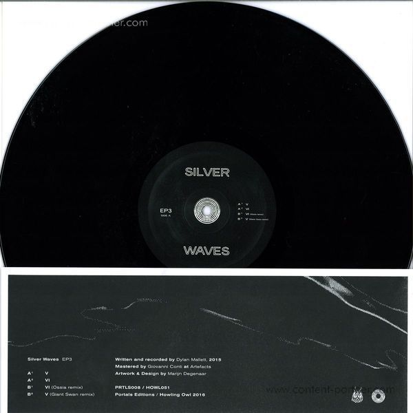Silver Waves - Ep3 (Back)