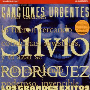 Silvio Rodriguez - Los grandes exitos (LP)