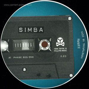 Simba - Phase Seq One(inc The Black Madonna Rmx)