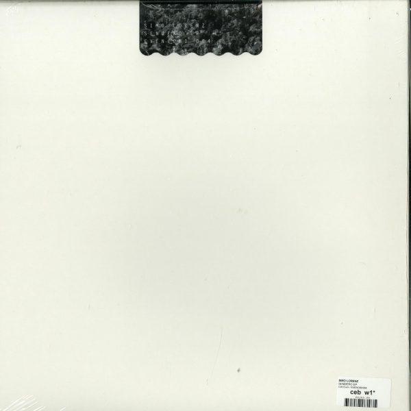 Simo Lorenz - SENDERO EP (Back)