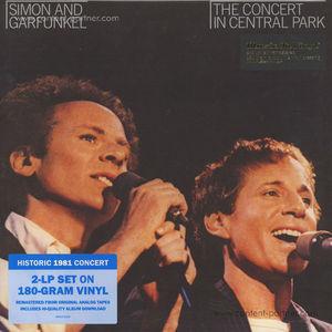 Simon And Garfunkel - Concert In Central Park