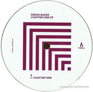 Simon Baker - Chapter One EP