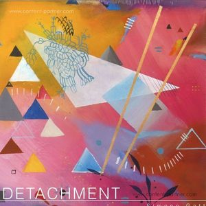 Simone Gatto - Detachment (2x LP)
