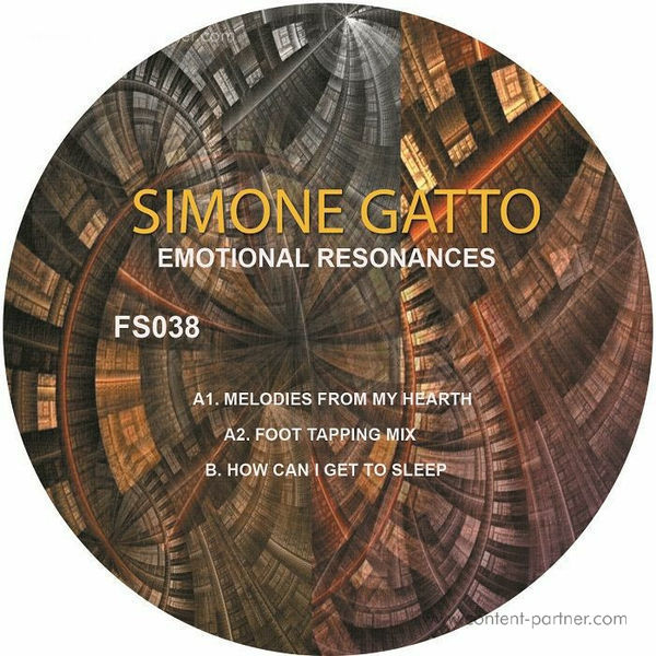 Simone Gatto - Emotional Resonances