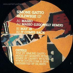 Simone Gatto - Helzwege Ep (inc. Legowelt remix)