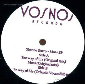 Simone Gatto - Moss Ep