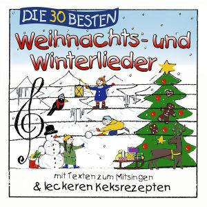 Simone Sommerland,Karsten Gl�ck & Die Ki - Die 30 Besten Weihnachts-Und Winterliede