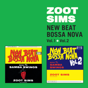 Sims,Zoot - New Beat Bossa Nova Vol.1+2