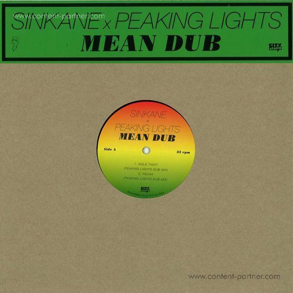 Sinkane - Mean Dub EP