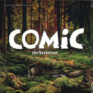 Siriusmo - Comic (Ltd. Dark Green Vinyl LP+MP3+Poster)