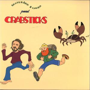 Skatebard & Lauer - Crabsticks - Siempre en Domingo EP