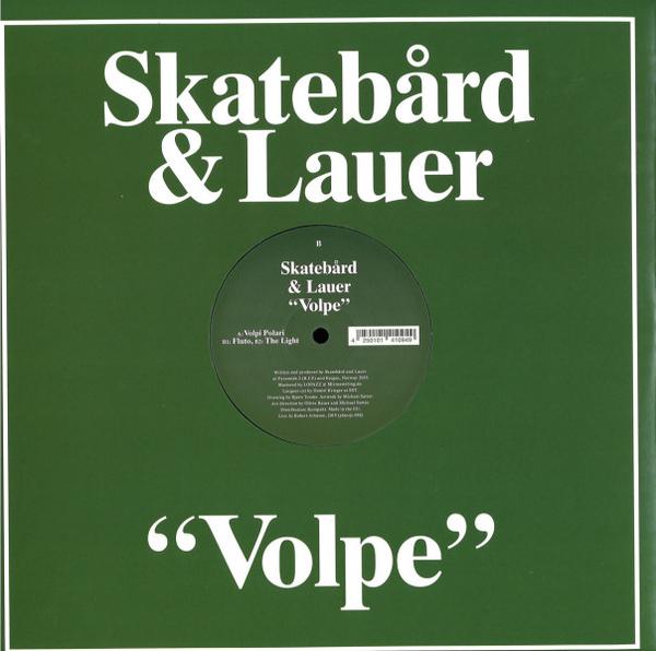 Skatebård & Lauer - Volpe (Back)