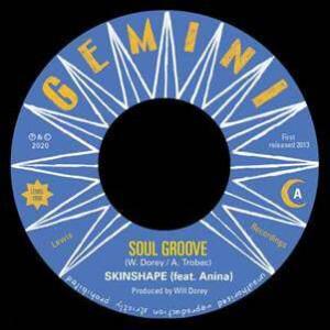Skinshape / Stally & The Breadwinners - Soul Groove / Riddim Box Dub