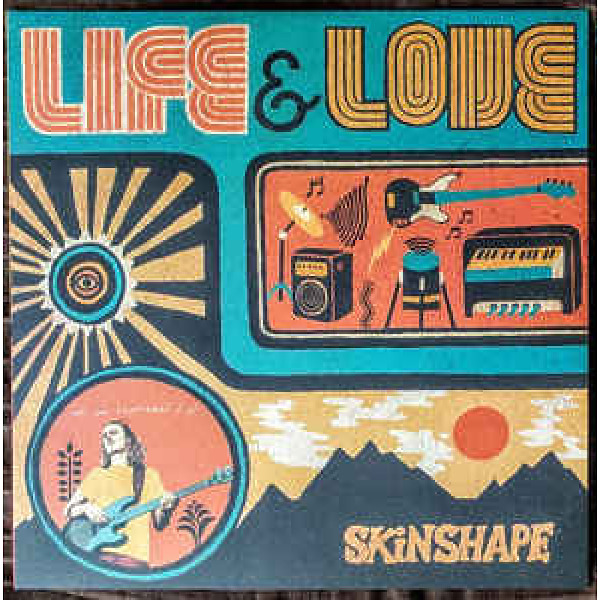 Skinshape - Life & Love (Remastered Reissue 2020)