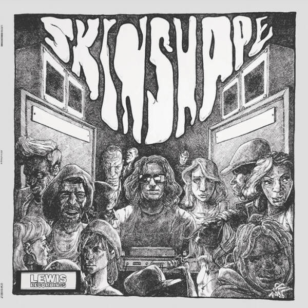 Skinshape - Skinshape (Vinyl LP)