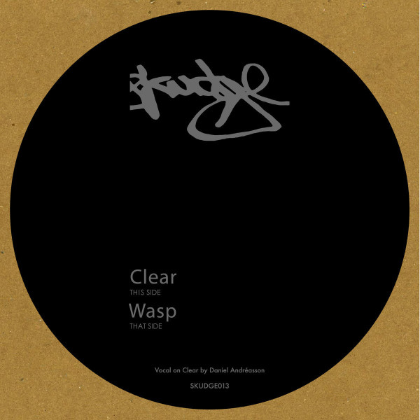 Skudge - CLEAR / WASP