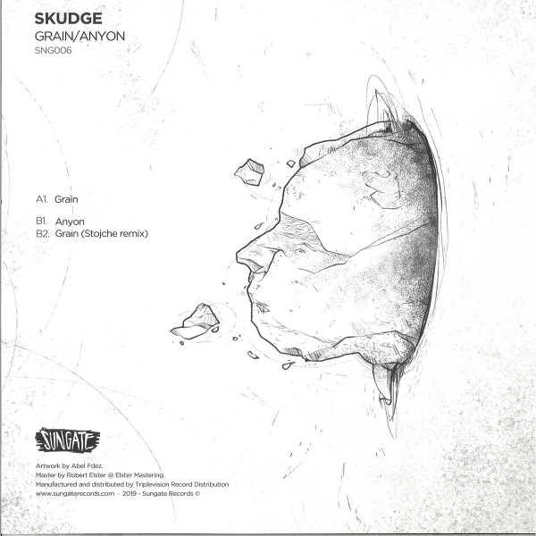 Skudge - Grain / Anyon (Back)