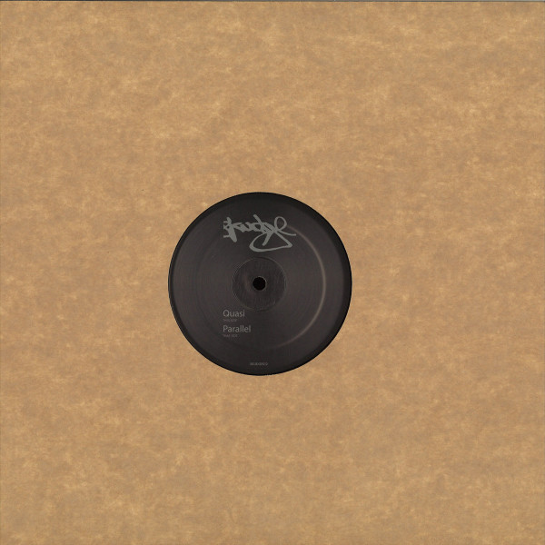 Skudge - Quasi / Parralel (Back)