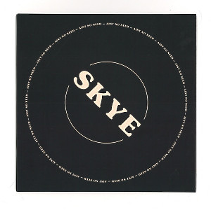 Skye - Ain't No Need / Ain't No Need (Dance)
