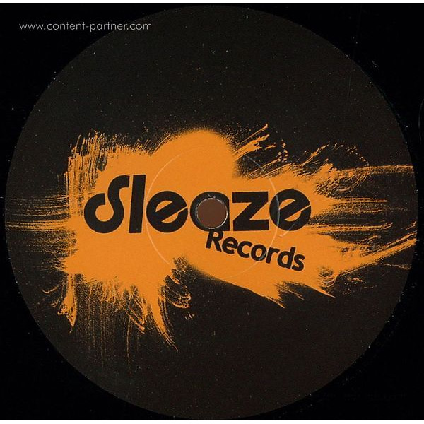 Sleaze Records - Select Vol. 2 (Back)