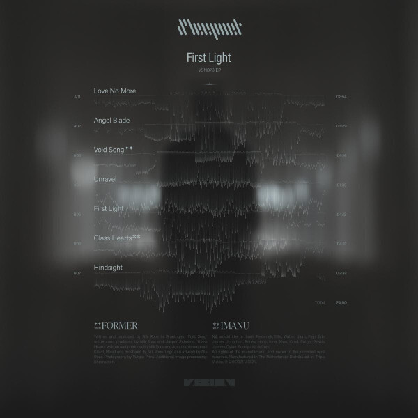 Sleepnet - First Light (Back)
