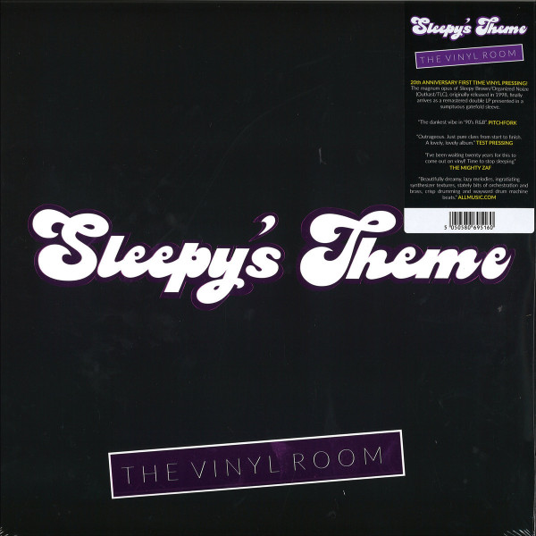 Sleepy's Theme - The Vinyl Room (180g Reissue)
