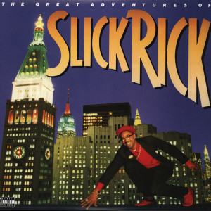 Slick Rick - The Great Adventures Of Slick Rick (Ltd. Del. 2LP) (Back)