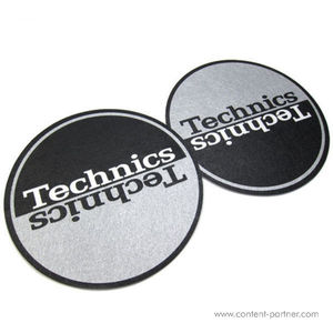 Slipmats 2 Stück/pieces - Technics Mirror 1
