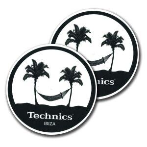 Slipmats - Technics Ibiza Slipmats