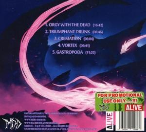 Slug Lord - Transmutation (Back)