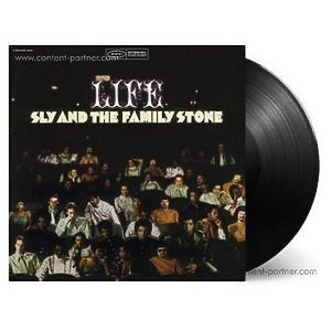 Sly & The Family Stone - Life (LP)
