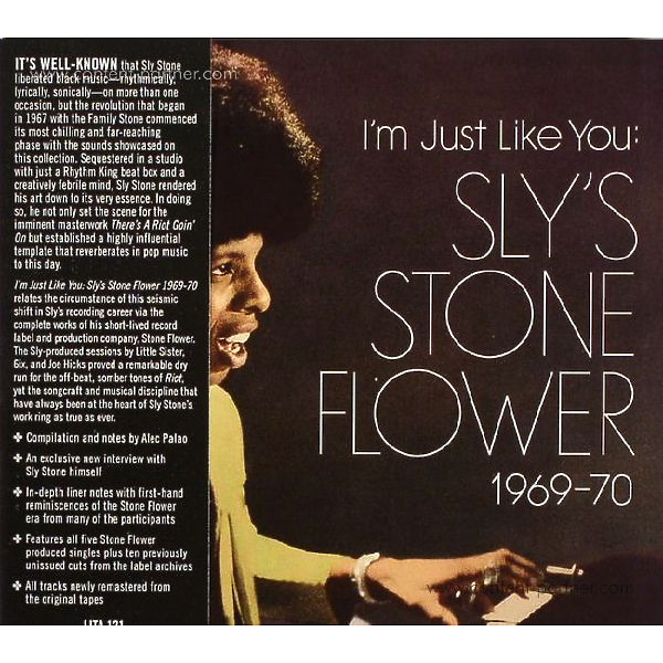 Sly Stone / Various - I'm Just Like You: Sly's Stone Flower