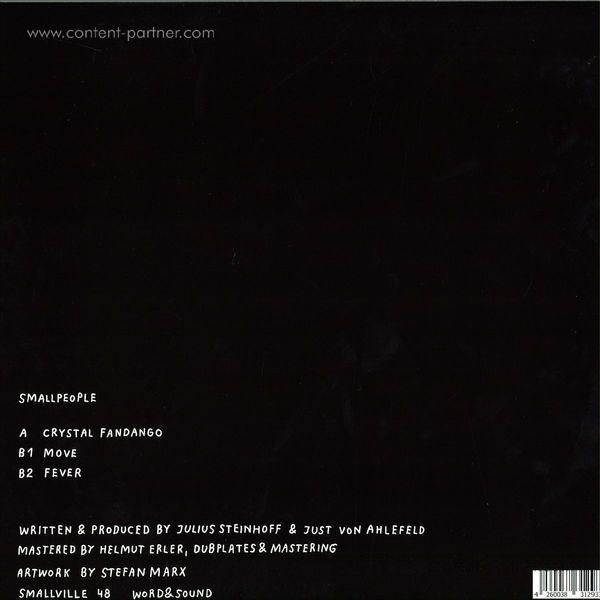 Smallpeople - Crystal Fandango (Back)