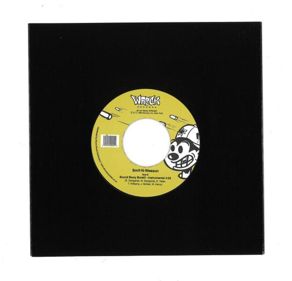 Smif-N-Wessun - Sound Bwoy Bureill (Back)