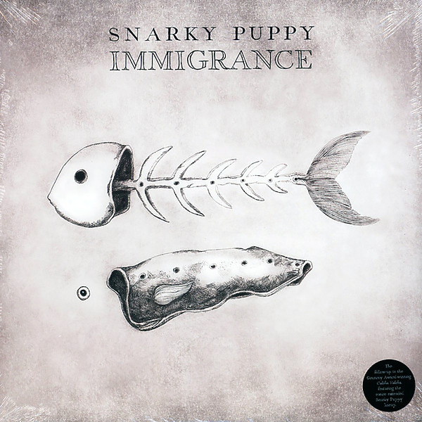 Snarky Puppy - Immigrance (2LP)