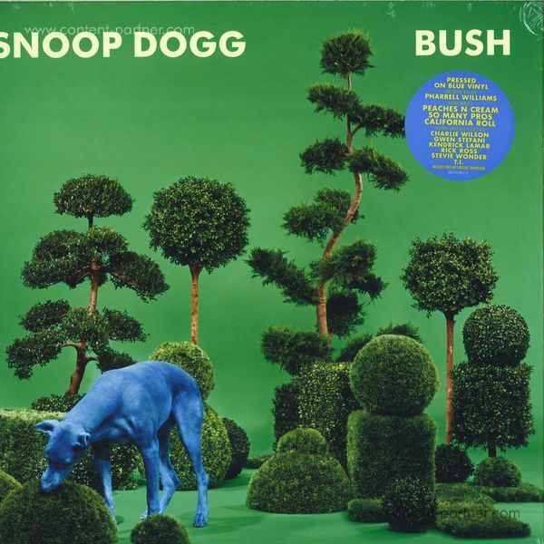 Snoop Dogg - BUSH (Prod. by Pharrell Williams!)
