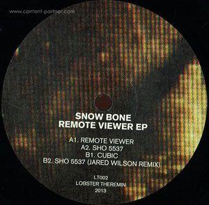 Snow Bone - Remute Viewer