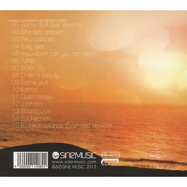 Softwaver - Movies For Listeners (Back)
