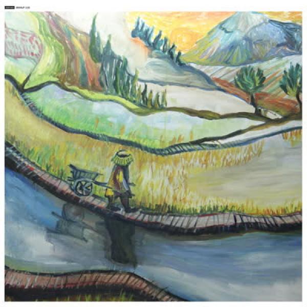 Sokratis Votskos Quartet - Sketching The Unknown (LP)