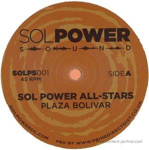 Sol Power All-stars - Plaza Bolivar Ep
