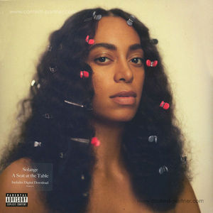 Solange - A Seat At The Table (2LP+MP3)