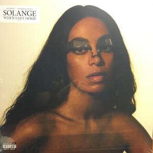 Solange - When I Get Home (Vinyl LP) (Back)