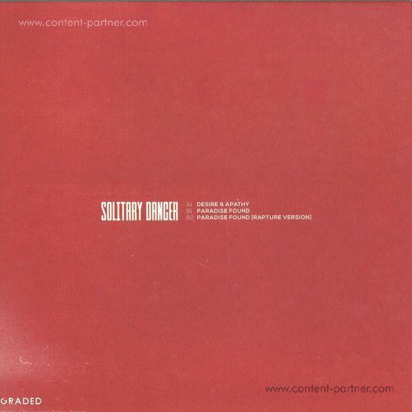 Solitary Dancer - Solitary Dancer, Rapture Version (Back)