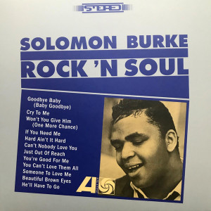 Solomon Burke - Rock 'N Soul (180g LP)